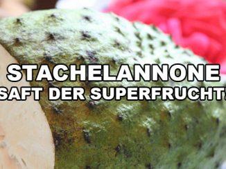 Stachelannone Saft